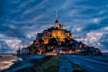 Tour Mont Saint-Michel and Saint-Malo