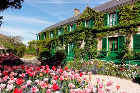 Excursion to Giverny, Claude Monet's house and garden