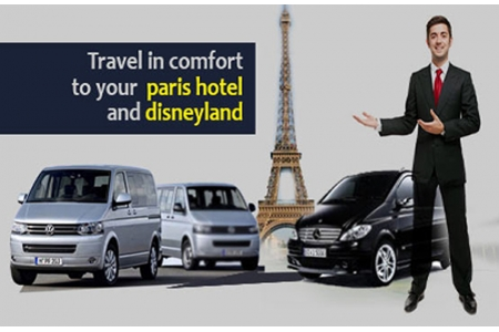 Book a transfer from Beauvais airport