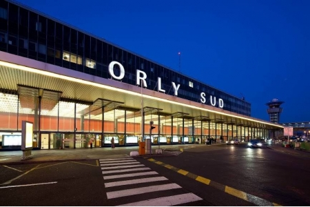 TRANSFER FROM ORLY AIRPORT