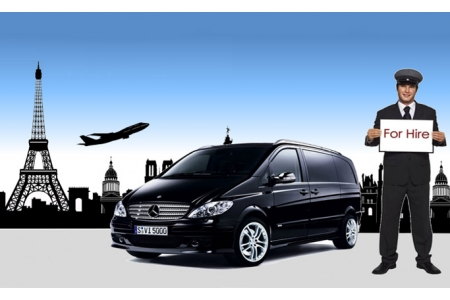 Ordering transfers in Paris from airport Charles de Gaulle, Orly, Beauvais, Disneyland