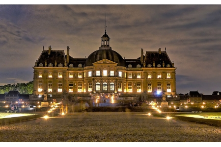Excursion to Vaux-le-Vicomte